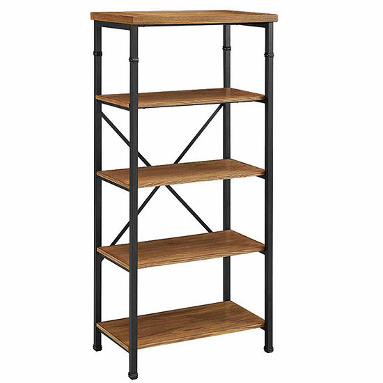 Austin 4-Shelf Bookshelf