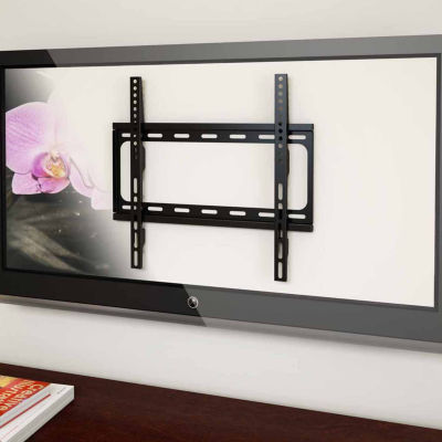 "Fixed Flat Panel 46"" Max TV Wall Mount"