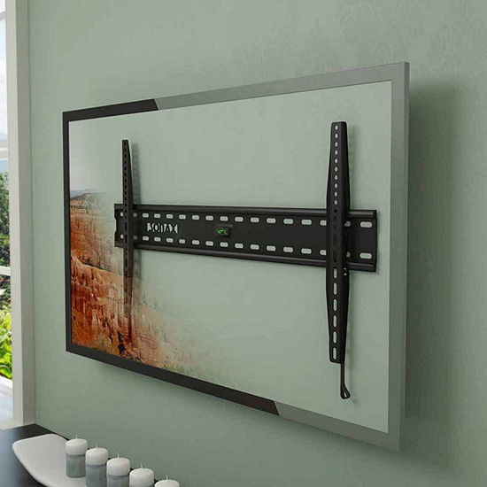 Fixed Low Profile TV Wall Mount