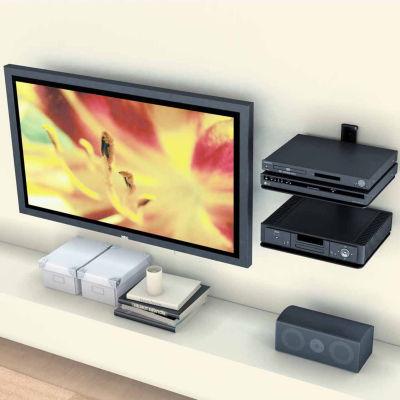 A/V Component Shelf