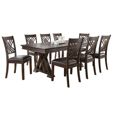 Steve Silver Co Avondale 7-pc. Dining Set