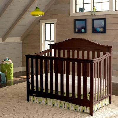 Graco Convertible Baby Crib - Espresso