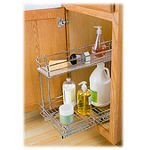 Lynk Professional® Roll-Out Under Sink Drawer 11x18""