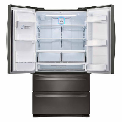 LG ENERGY STAR® 26.7 cu. ft. Ultra Large 4-Door French-Door Refrigerator