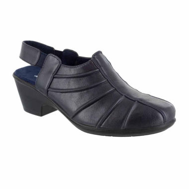 Easy Street Manner Womens Mules