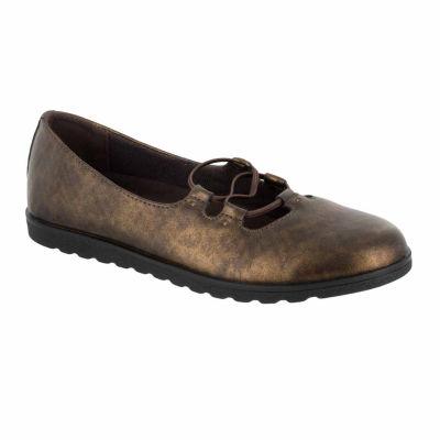 Easy Street Effie Womens Slip-On Shoes