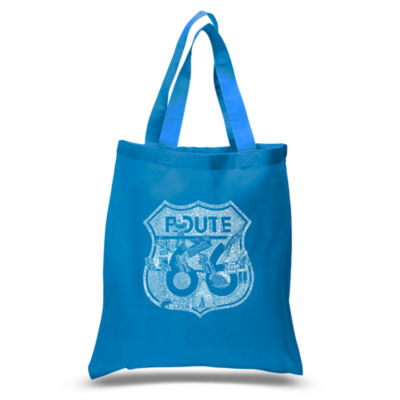 Los Angeles Pop Art Stops Along Route 66 Tote