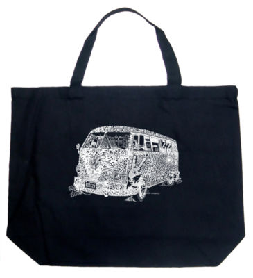 Los Angeles Pop Art The 70's Tote