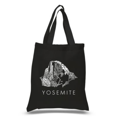 Los Angeles Pop Art Yosemite Tote
