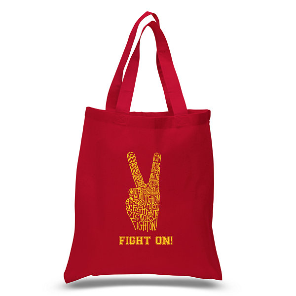 Los Angeles Pop Art Usc Tote