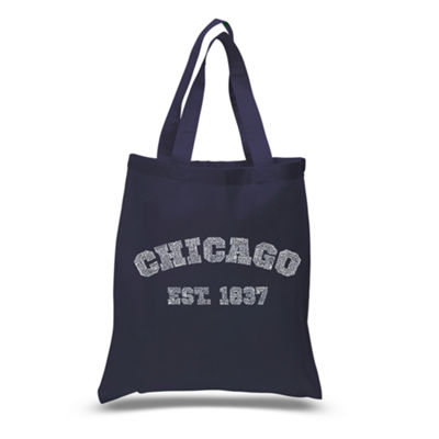 Los Angeles Pop Art Chicago 1837 Tote