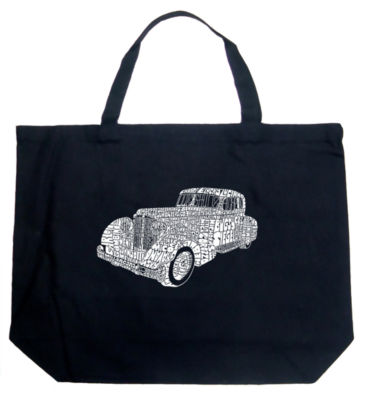 Los Angeles Pop Art Mobsters Tote