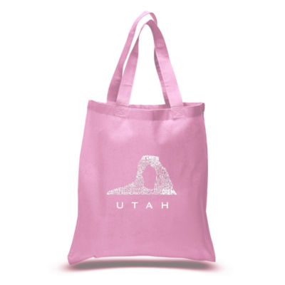 Los Angeles Pop Art Utah Tote