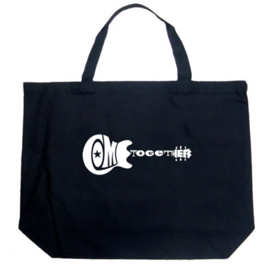 Los Angeles Pop Art Come Together Tote
