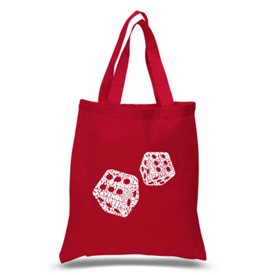 Los Angeles Pop Art Different Rolls Thrown In The Game Of Craps Tote
