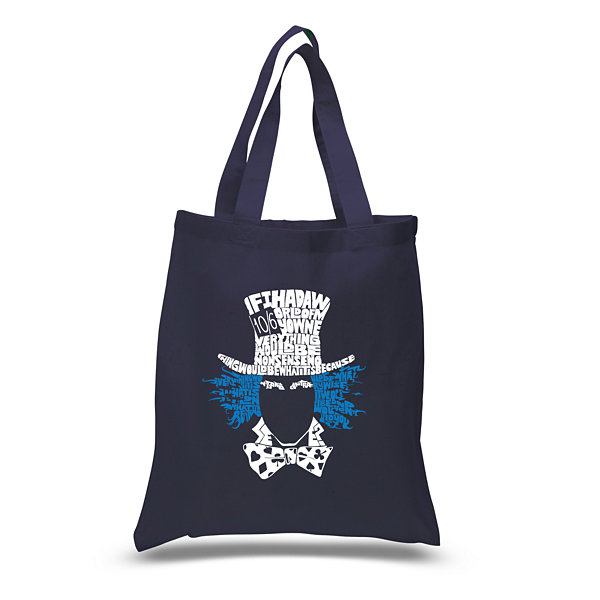 Los Angeles Pop Art The Mad Hatter Tote