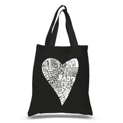 Los Angeles Pop Art Lots Of Love Tote