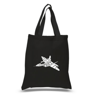 Los Angeles Pop Art Fighter Jet - Need For Speed Tote