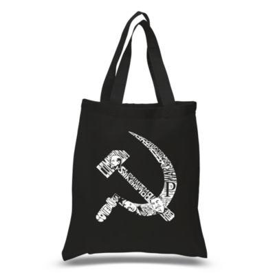 Los Angeles Pop Art Soviet Hammer And Sickle Tote