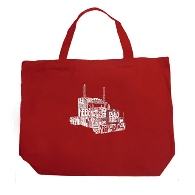 Los Angeles Pop Art Keep On Truckin' Tote