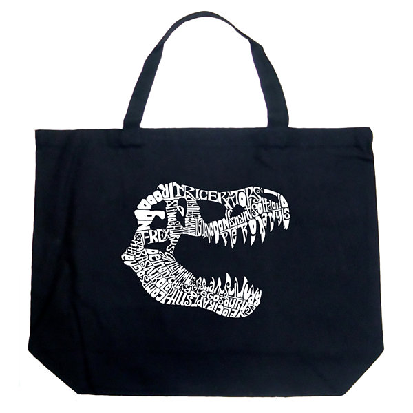 Los Angeles Pop Art Trex Tote