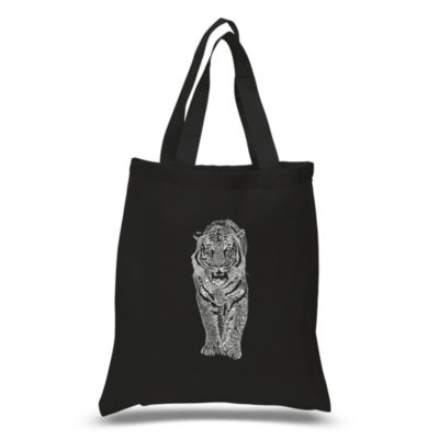 Los Angeles Pop Art Tiger Tote