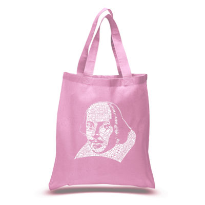 Los Angeles Pop Art The Titles Of All Of William Shakespeare's Comedies & Tragedies Tote