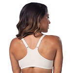Leading Lady® Underwire Front-Close Racerback T-Shirt Bra