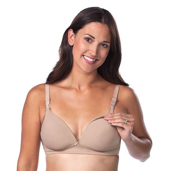 Leading Lady® Dreamy Comfort Wireless Nursing Bra