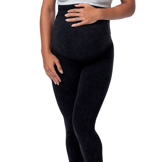 25e1fea886d88 Leading Lady® Cotton Maternity Support Leggings - JCPenney