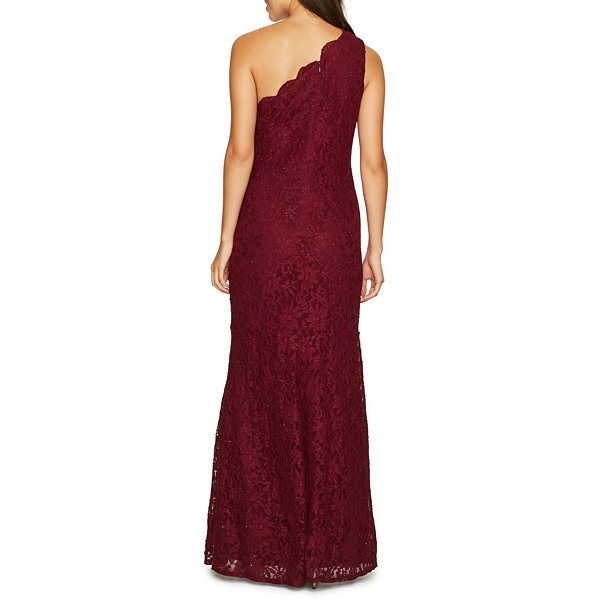 One By Eight Sleeveless Evening Gown