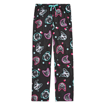 Total Girl Jersey Pajama Pants - Big Kid Girls