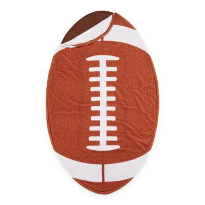 Football Sleep Sack Blanket - Boys