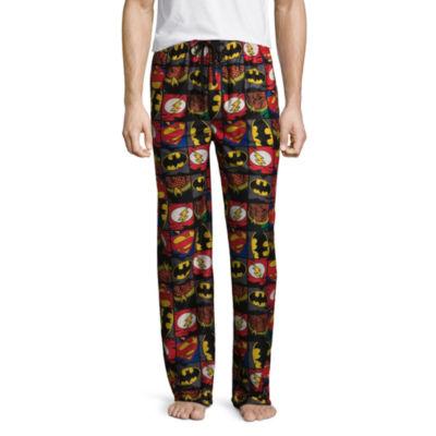 Justice League Knit Pajama Pants - Men's