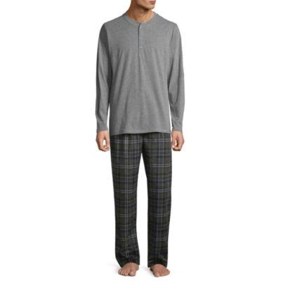 Stafford® Microfleece Pajama Set