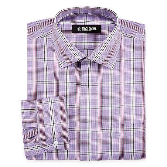 Stacy Adams Long Sleeve Dress Shirt