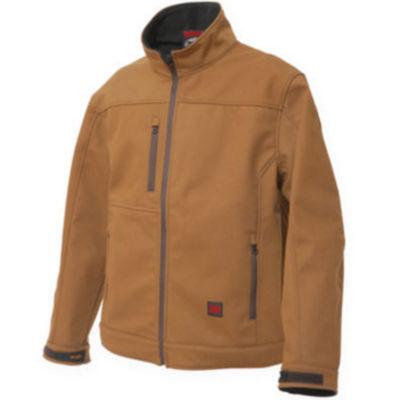 Tough Duck™ Soft Shell Work Jacket–Big & Tall