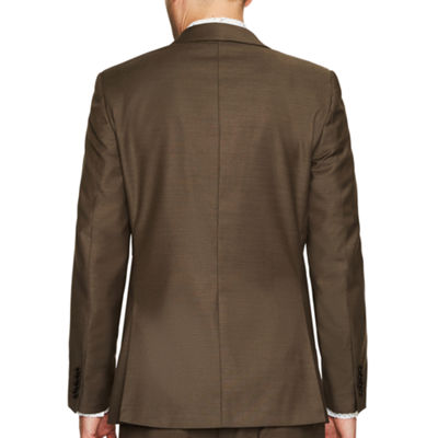 J.Ferrar Slim Fit Stretch Suit Jacket-Slim