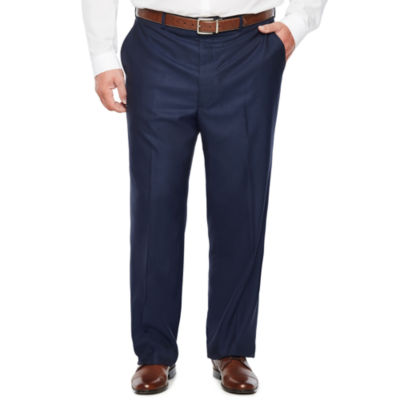 J.Ferrar Stretch Classic Fit Suit Pants - Big and Tall
