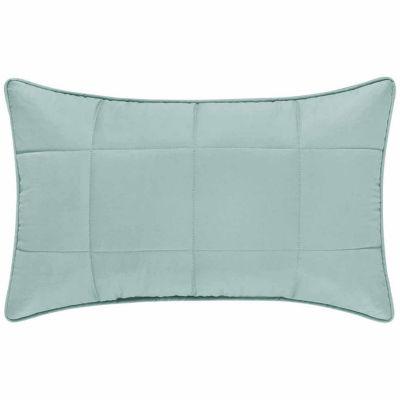 Five Queens Court Clayton Rectangular Throw Pillow