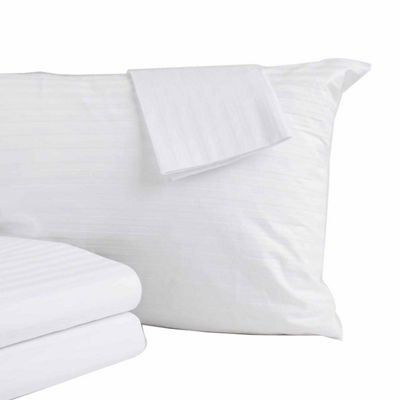 Premium Pillow Protectors & Pillow Covers 4-Pack Allergy Free, Bed Bug & Dust Mite Resistant Cotton Zippered