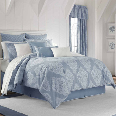 Queen Street Amelia 4-pc. Comforter & Accessories