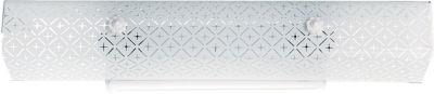 Filament Design 4-Light White Bath Vanity