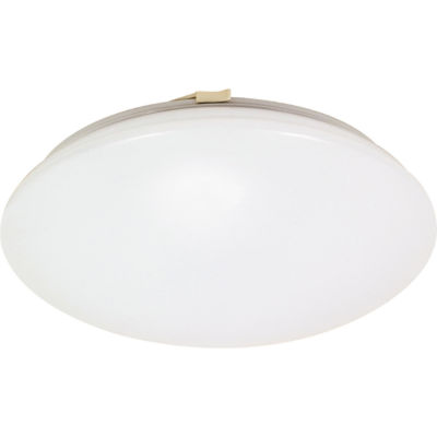 Filament Design 3-Light White Flush Mount