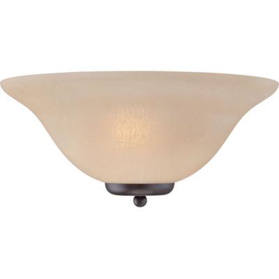 Filament Design 1-Light Mahogany Bronze Bath Vanity