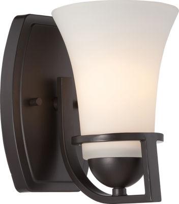 Filament Design 1-Light Sudbury Bronze Bath Vanity