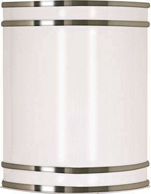 Filament Design 1-Light Brushed Nickel Bath Vanity