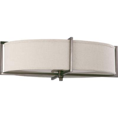 Filament Design 6-Light Hazel Bronze Flush Mount