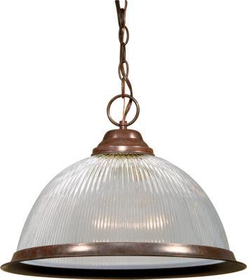 Filament Design 1-Light Old Bronze Pendant