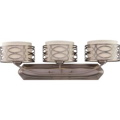 Filament Design 3-Light Hazel Bronze Bath Vanity